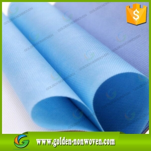 Recycled  Non Woven Fabric / Polypropylene Price Per KG made by Quanzhou Golden Nonwoven Co.,ltd