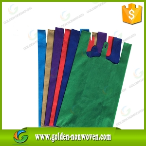 T Shirt Non Woven Bag Suppliers In China