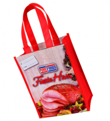 shopping bag laminato